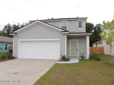 St Augustine Single Family Home For Sale: 98 Ashby Landing Way