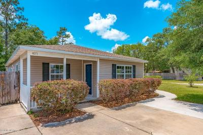 St. Johns County Single Family Home For Sale: 4071 New Hampshire Rd