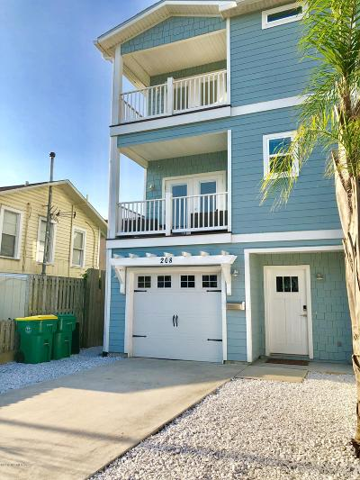 Atlantic Beach, Neptune Beach, Jacksonville Beach, Ponte Vedra Beach, Fernandina Beach Townhouse For Sale: 208 12th Ave S