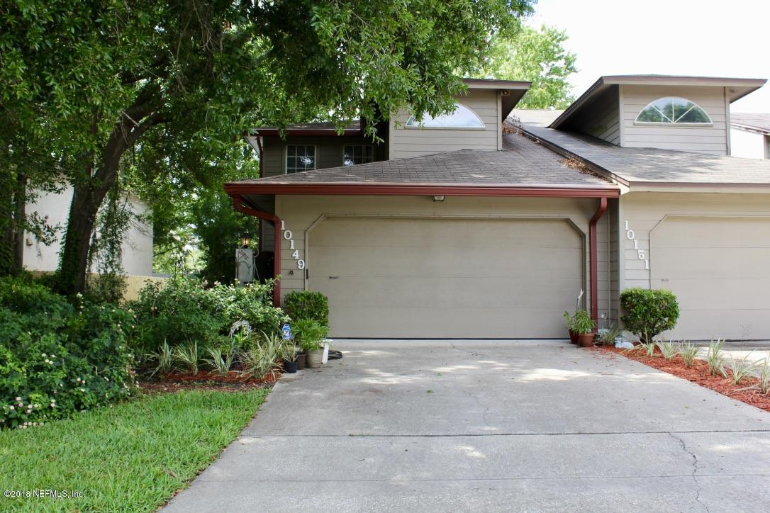 3 Bed 2 Baths Townhouse In Jacksonville For 125 000