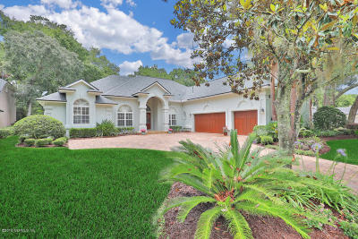 Jacksonville Single Family Home For Sale: 13747 Bromley Point Dr