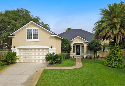 Duval County, St. Johns County Single Family Home For Sale: 1941 Abercrombie Ln