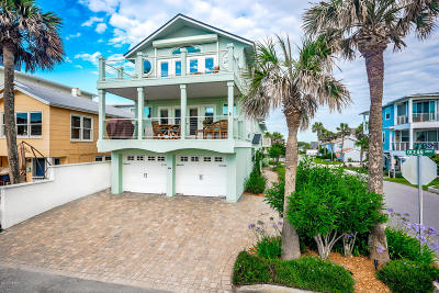 Jacksonville Beach Single Family Home For Sale: 1902 Ocean Dr S
