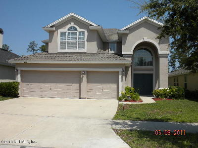 Jacksonville FL Single Family Home Contingent Take Backup: $300,000
