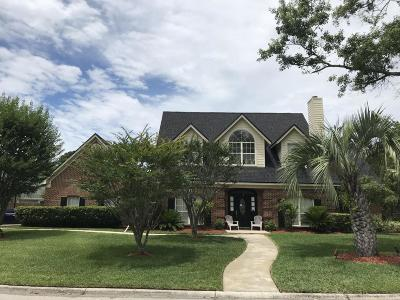 Jacksonville Single Family Home For Sale: 3629 Cattail Dr S