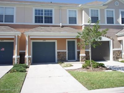 Duval County Townhouse For Sale: 5699 Parkstone Crossing Dr