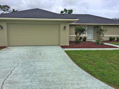 St. Johns County Single Family Home For Sale: 733 Saco Ct