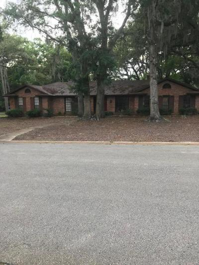 Duval County Single Family Home For Sale: 4134 Old Mill Cove Trl