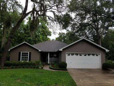 Jacksonville Single Family Home For Sale: 4306 Springmoor Dr