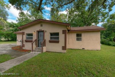 Jacksonville Single Family Home For Sale: 2002 St Clair St