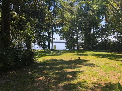 Jacksonville Residential Lots & Land For Sale: 3700 Collins Rd