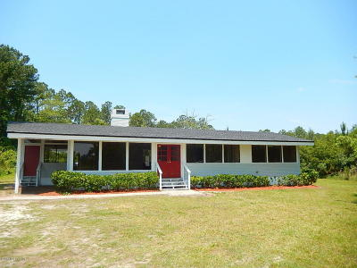 Green Cove Springs Single Family Home For Sale: 2640 Henley Rd