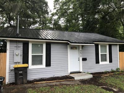 Jacksonville Single Family Home For Sale: 9672 Sibbald Rd