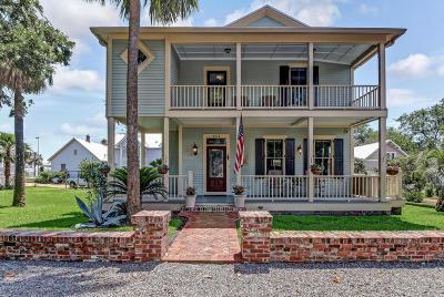 Atlantic Beach, Fernandina Beach, Jacksonville Beach, Neptune Beach, Ponte Vedra Beach Single Family Home For Sale: 424 N 3rd St