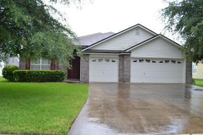 Jacksonville Single Family Home For Sale: 9182 Jennifer Ln