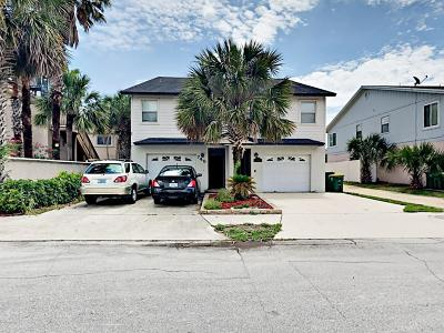 Jacksonville Beach Townhouse For Sale: 749 2nd St S