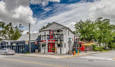 St. Johns County Commercial For Sale: 31 San Marco Ave