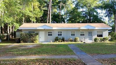 Jacksonville Multi Family Home For Sale: 5147 107th St