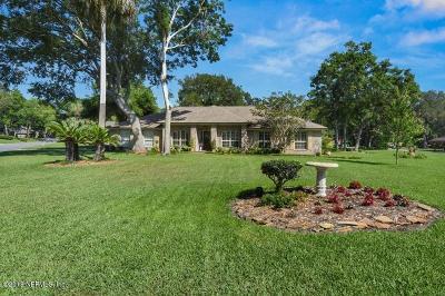 Jacksonville Beach Single Family Home For Sale: 1386 Ashley Oaks Dr