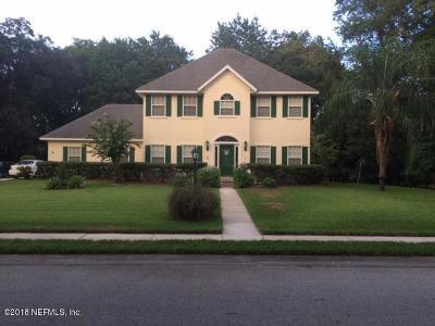 Single Family Home For Sale: 4 Bulows Landing