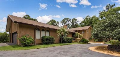 Jacksonville Single Family Home For Sale: 11620 Thornapple Dr