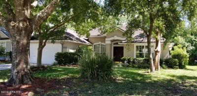Jacksonville Single Family Home For Sale: 7812 Kingsmill Ct