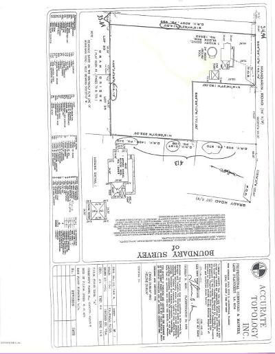 Mandarin Residential Lots & Land For Sale: 12563 Mandarin Rd #3+- ACRE