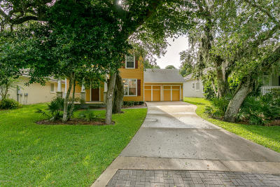 St Augustine Single Family Home For Sale: 864 Tides End Dr