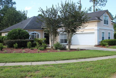 Jacksonville FL Single Family Home For Sale: $275,000