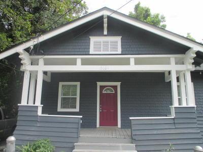Jacksonville FL Single Family Home For Sale: $160,000