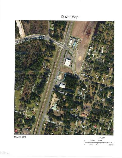 Jacksonville Residential Lots & Land For Sale: 13857 Main St