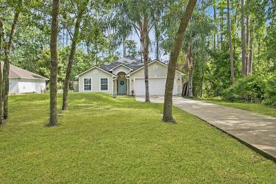 Jacksonville Single Family Home For Sale: 5053 Verdis St