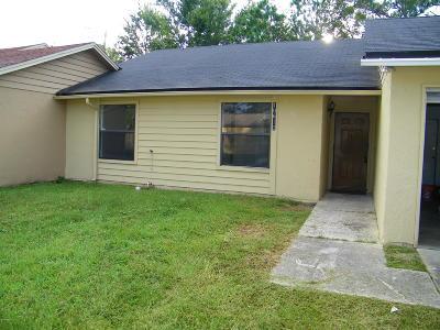 Jacksonville Single Family Home For Sale: 10612 Meadowlea Dr