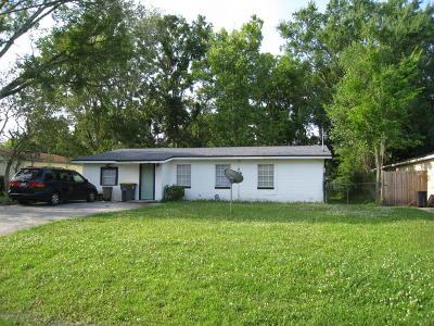 Jacksonville FL Single Family Home For Sale: $107,490