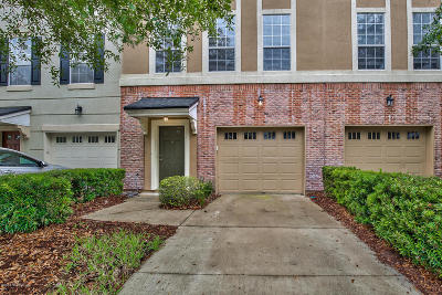 Townhouse For Sale: 4422 Capital Dome Dr