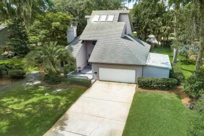 Jacksonville Beach Single Family Home For Sale: 1350 Pinewood Rd