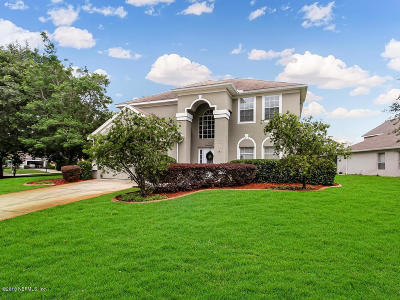Jacksonville Single Family Home For Sale: 10656 Brighton Hill Cir N