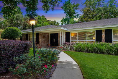 Beauclerc, Mandarin Single Family Home For Sale: 9088 Kings Colony Rd