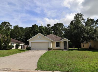 Jacksonville Single Family Home For Sale: 825 Heritage Lakes Dr