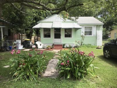 Jacksonville Single Family Home For Sale: 4527 Hercules Ave