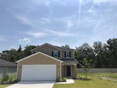 St Augustine Single Family Home For Sale: 290 Sawmill Landing