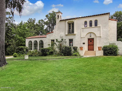 San Jose Single Family Home For Sale: 7227 San Pedro Rd