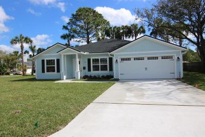Atlantic Beach Single Family Home For Sale: 283 Belvedere St