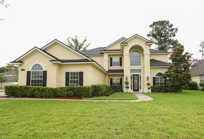 Fleming Island Single Family Home For Sale: 2151 Autumn Cove Cir