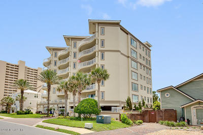 Jacksonville Beach Condo For Sale: 116 19th Ave N #503