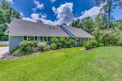 Mandarin Single Family Home For Sale: 11127 Scott Mill Rd