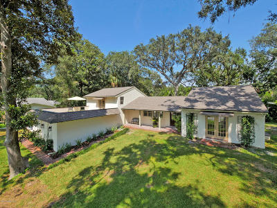 Atlantic Beach Single Family Home For Sale: 1645 Selva Marina Dr