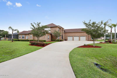 Jacksonville Single Family Home For Sale: 5271 Angel Lake Dr