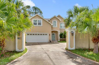Ponte Vedra Beach Single Family Home For Sale: 511 A1a N