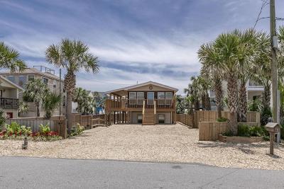 Vilano Beach Single Family Home For Sale: 9 Corunna St